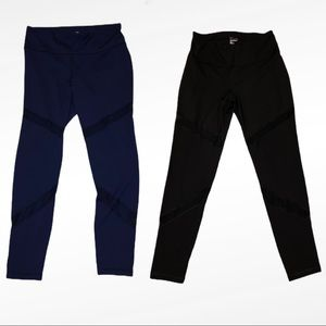 Women's Two Pair Old Navy Active Go Dry Pants XL